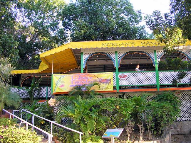 Romantic Restaurants St John Usvi