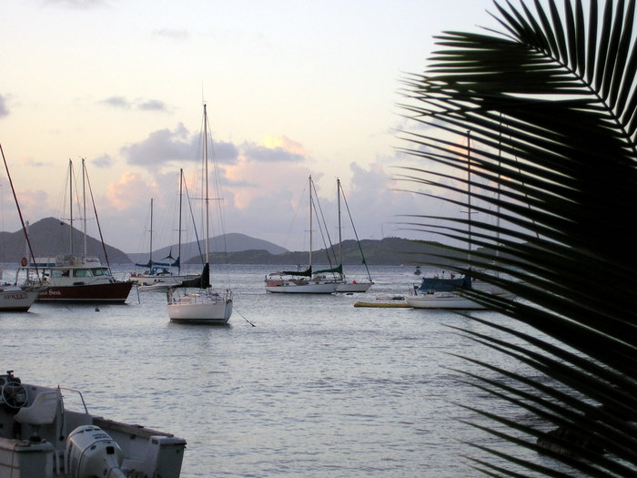 st john sailboats